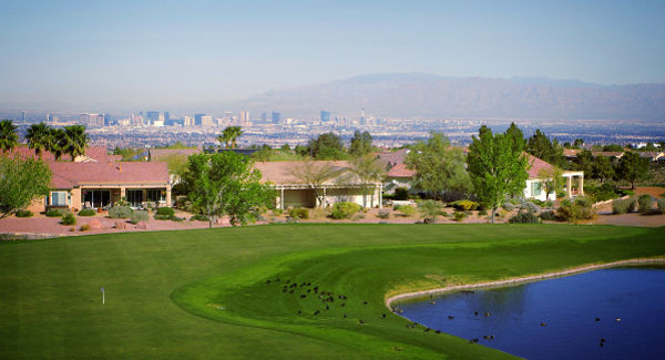 Las Vegas Planned and Golf Communities