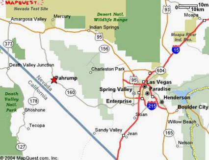 Pahrump To Las Vegas >> Pahrump Nevada Real Estate