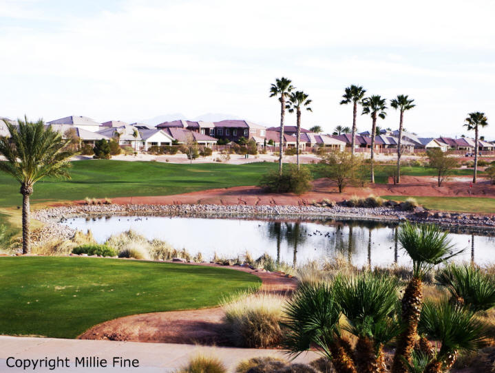 Las Vegas golf course concerns
