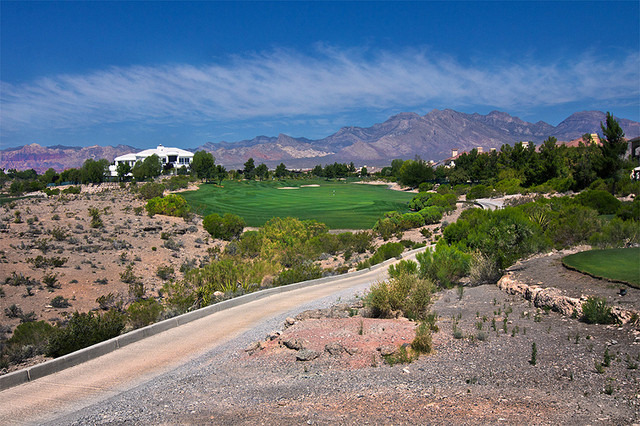 Another Las Vegas area golf course potentially closing