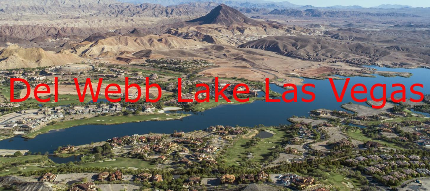 Del Webb Lake Las Vegas